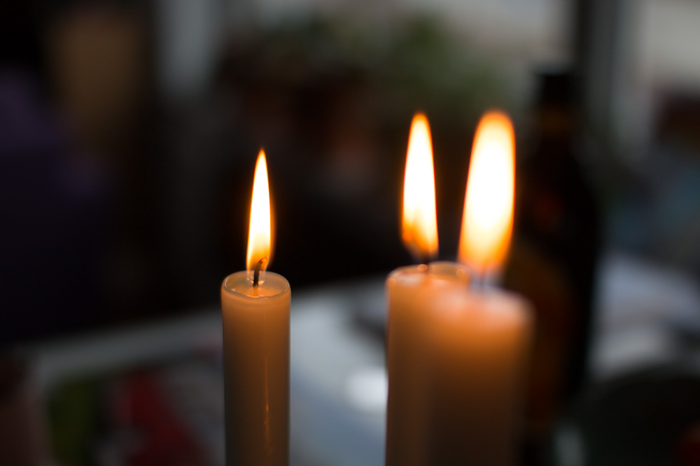 Candles (4)