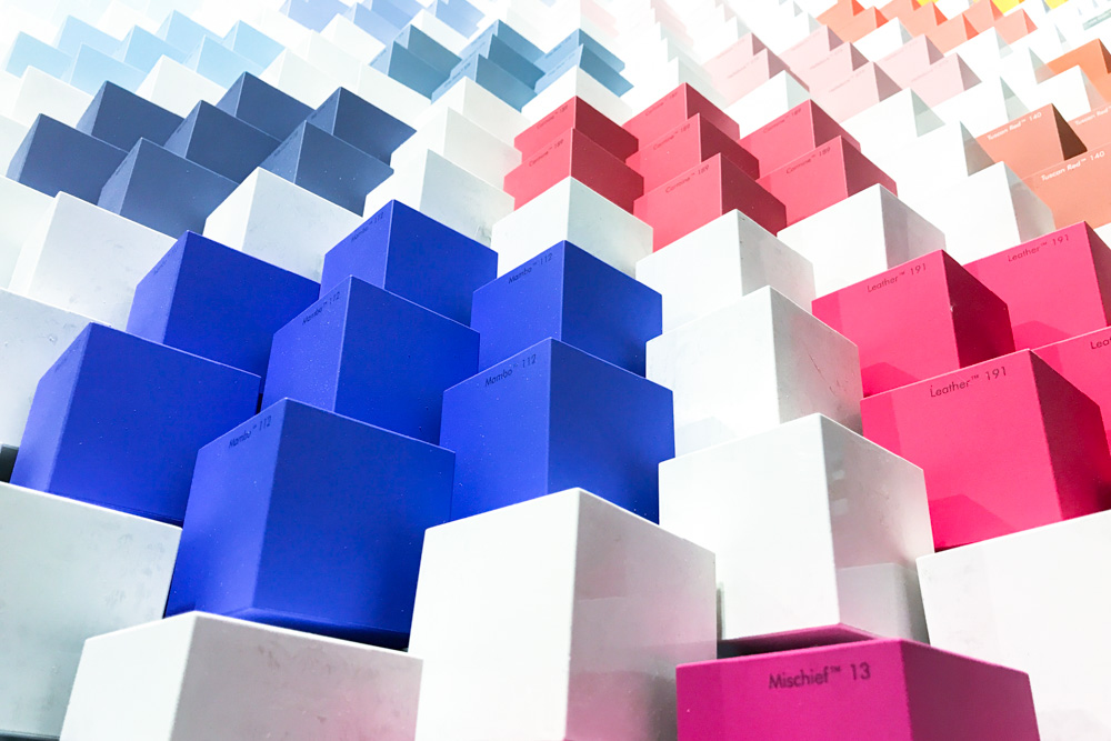 Coloured Cubes (2)