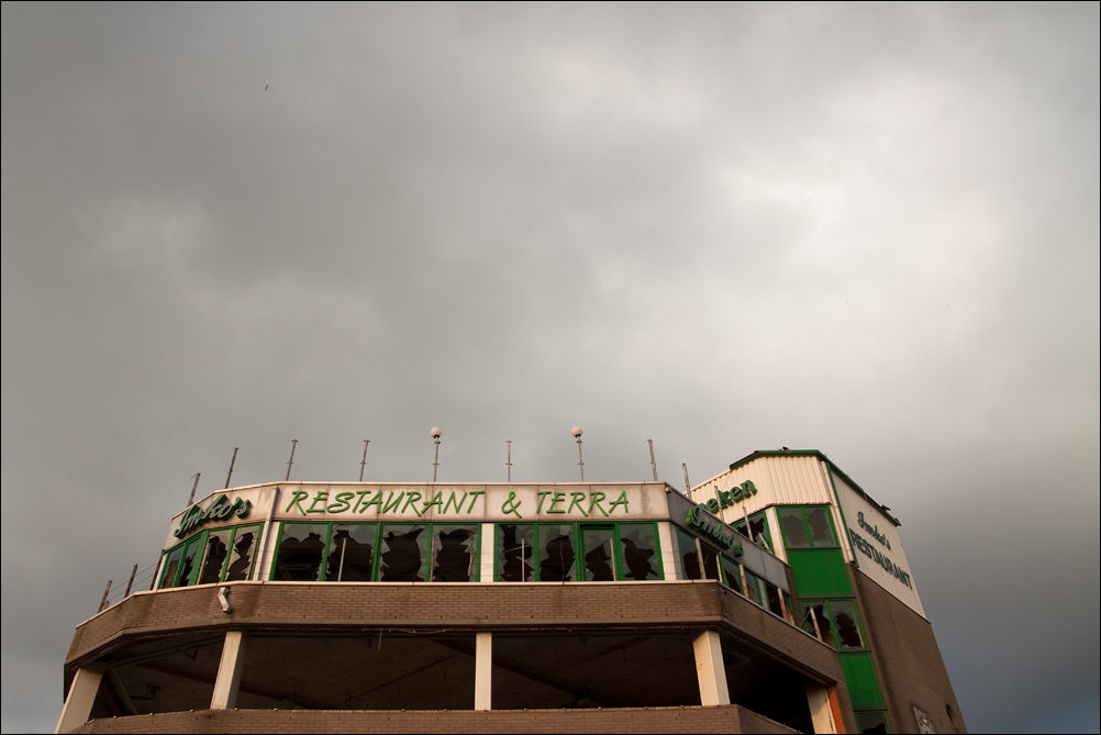 Dark Clouds above Imko's