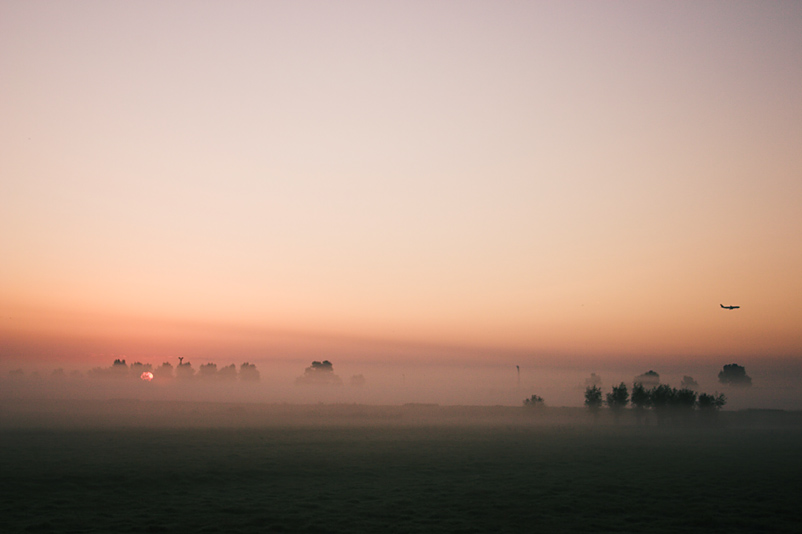 Foggy Sunrise (3)