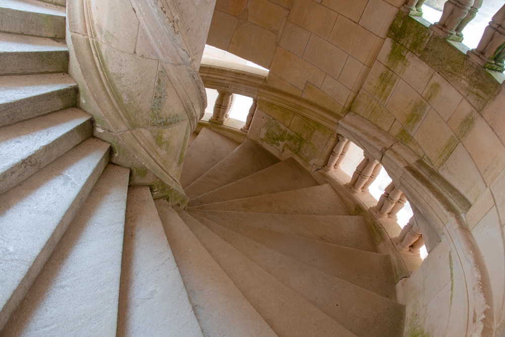Winding Stairs (2)